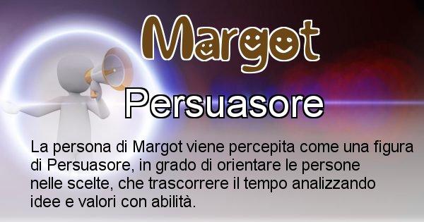Margot - Come appari agli altri Margot