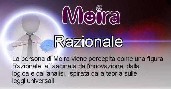 Moira - Come appari agli altri Moira