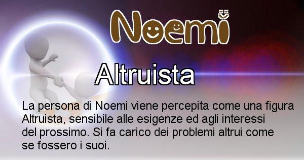 Noemi - Come appari agli altri Noemi