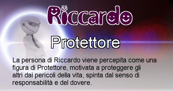 Riccardo - Come appari agli altri Riccardo