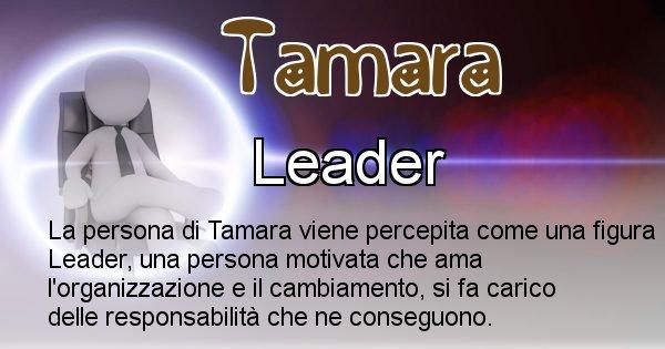 Tamara - Come appari agli altri Tamara