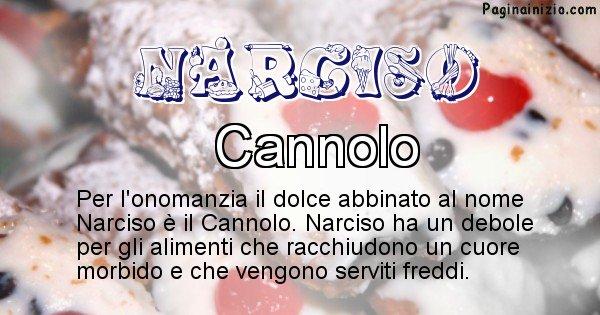 Narciso - Dolce associato al nome Narciso
