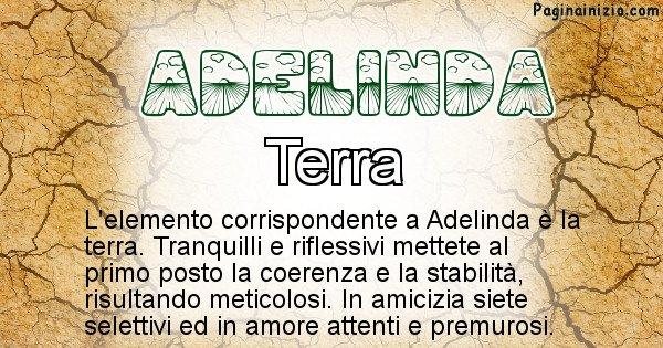 Adelinda - Elemento naturale per Adelinda