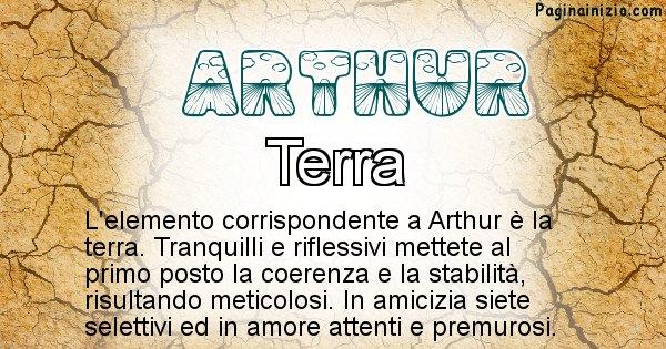 Arthur - Elemento naturale per Arthur