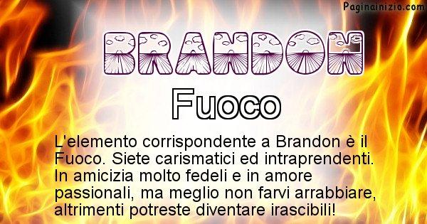 Brandon - Elemento naturale per Brandon
