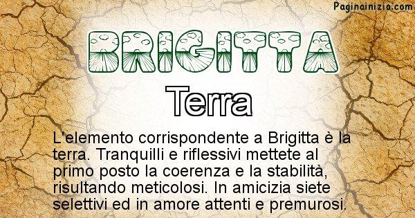 Brigitta - Elemento naturale per Brigitta