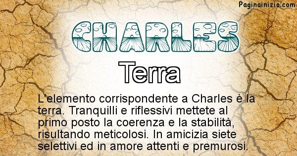 Charles - Elemento naturale per Charles