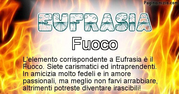 Eufrasia - Elemento naturale per Eufrasia
