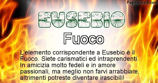 Eusebio - Elemento naturale per Eusebio
