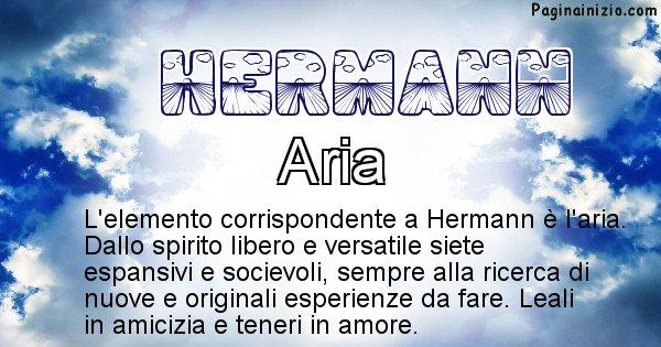Hermann - Elemento naturale per Hermann