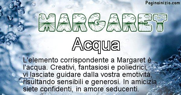 Margaret - Elemento naturale per Margaret