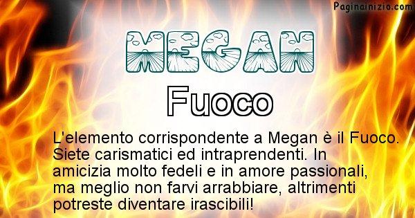 Megan - Elemento naturale per Megan