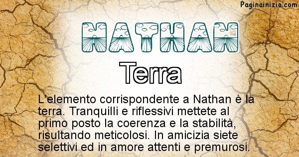 Nathan - Elemento naturale per Nathan