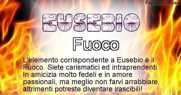 Eusebio - Elemento naturale associato al cognome Eusebio
