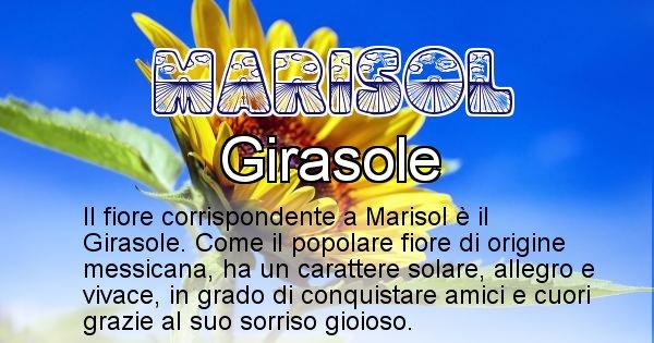 Marisol - Fiore associato al Nome Marisol