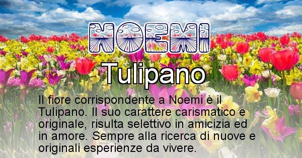 Noemi - Fiore associato al Nome Noemi