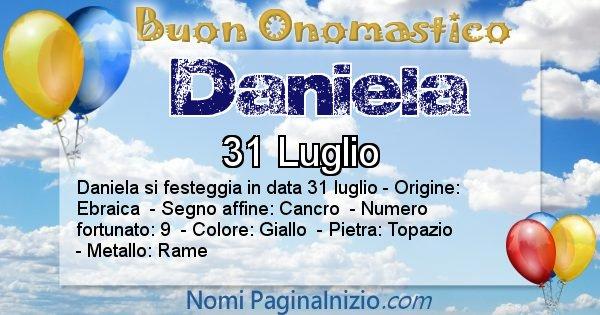 Immagini Con Il Nome Daniela