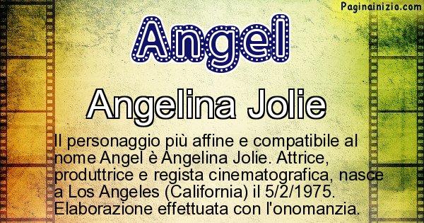 Angel - Personaggio storico associato a Angel