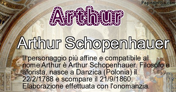 Arthur - Personaggio storico associato a Arthur