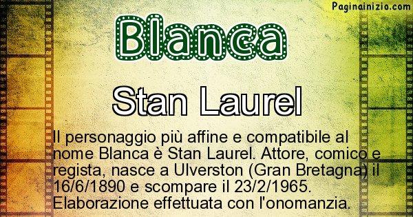 Blanca - Personaggio storico associato a Blanca
