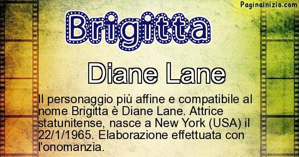 Brigitta - Personaggio storico associato a Brigitta