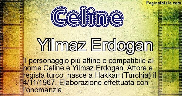 Celine - Personaggio storico associato a Celine