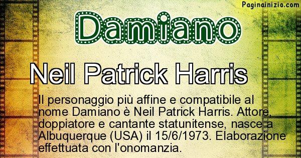 Damiano - Personaggio storico associato a Damiano