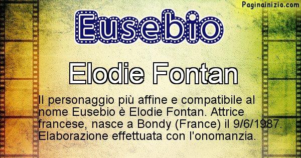 Eusebio - Personaggio storico associato a Eusebio