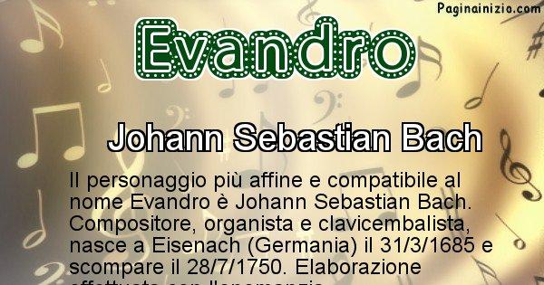 Evandro - Personaggio storico associato a Evandro