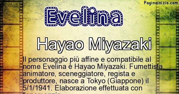 Evelina - Personaggio storico associato a Evelina