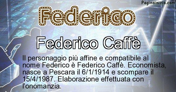 Federico - Personaggio storico associato a Federico