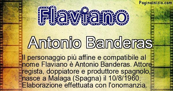 Flaviano - Personaggio storico associato a Flaviano