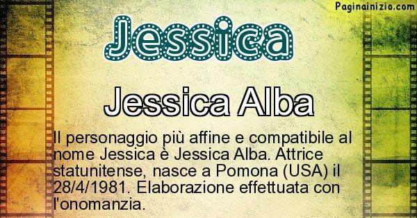 Jessica - Personaggio storico associato a Jessica