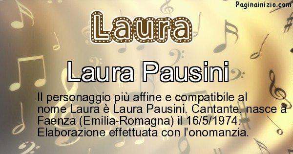 Laura - Personaggio storico associato a Laura