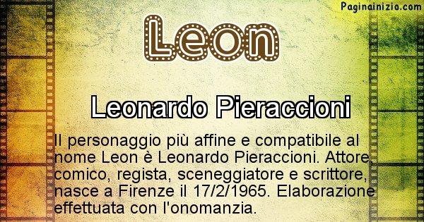 Leon - Personaggio storico associato a Leon