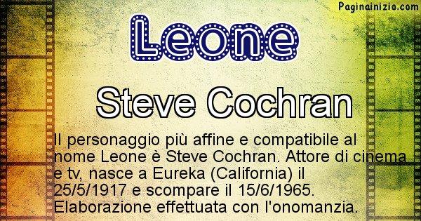 Leone - Personaggio storico associato a Leone