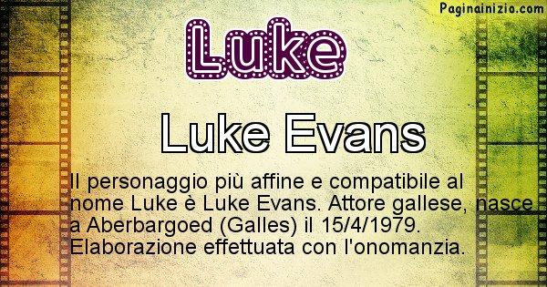 Luke - Personaggio storico associato a Luke