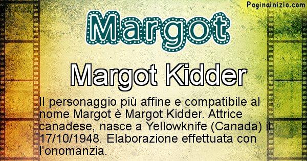 Margot - Personaggio storico associato a Margot