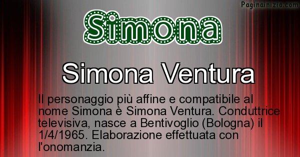 Simona - Personaggio storico associato a Simona