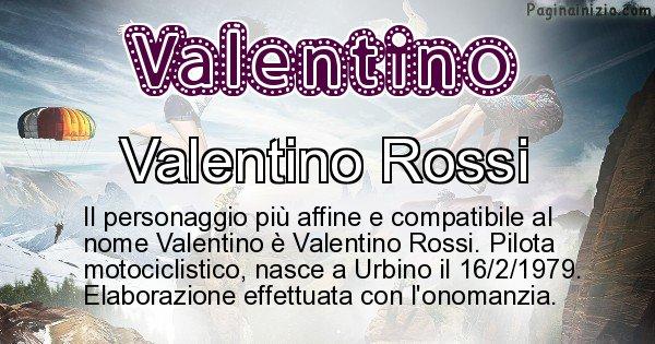Valentino - Personaggio storico associato a Valentino