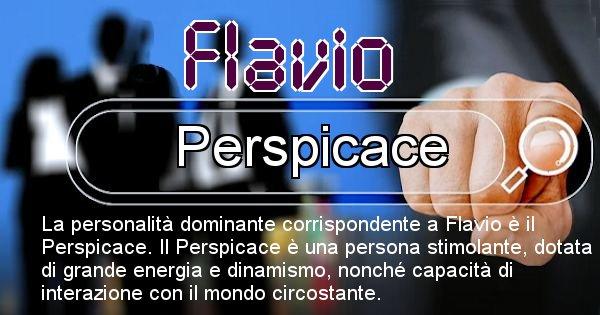Flavio - Personalità associata al Nome Flavio