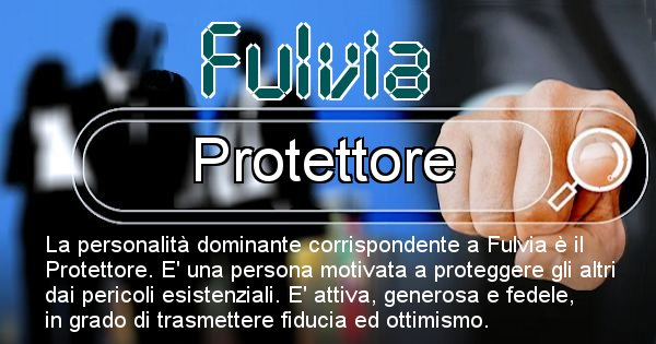 Fulvia - Personalità associata al Nome Fulvia