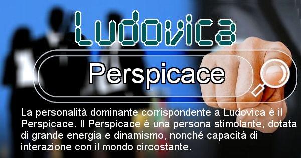 Ludovica - Personalità associata al Nome Ludovica