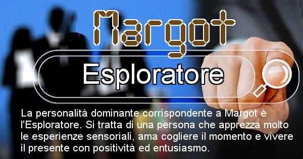Margot - Personalità associata al Nome Margot
