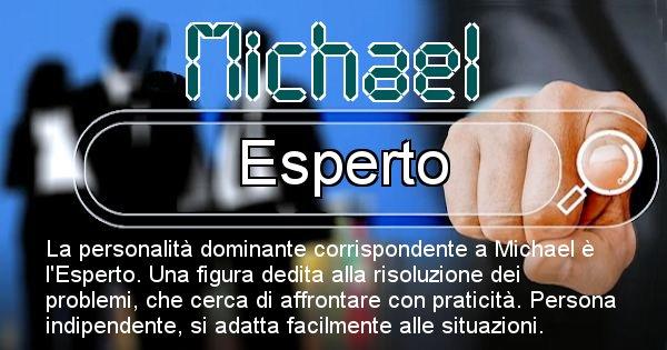 Michael - Personalità associata al Nome Michael