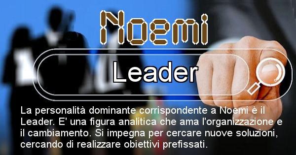 Noemi - Personalità associata al Nome Noemi