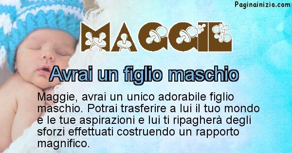 Maggie - Quanti figli avrai Maggie