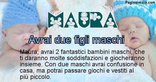 Maura - Quanti figli avrai Maura