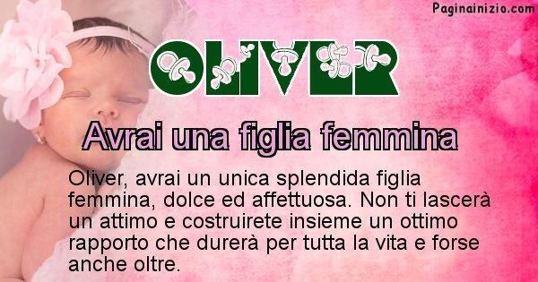 Oliver - Quanti figli avrai Oliver