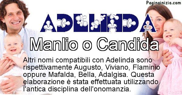 Adelinda - Nome ideale per il figlio di Adelinda